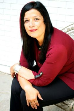 Claudia Baca-Moore, Author